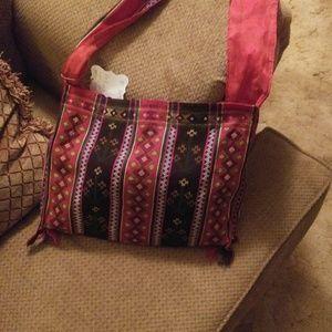 Handmade Woven Bag